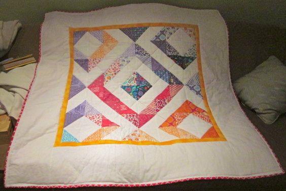Maureen's christmas quilt