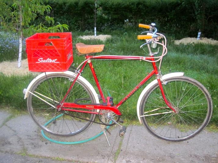 Hipsterriffic bike