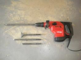 small jackhammer